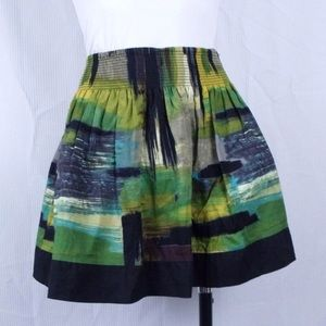 FOREVER 21 CIRCLE SKIRT SIZE XS